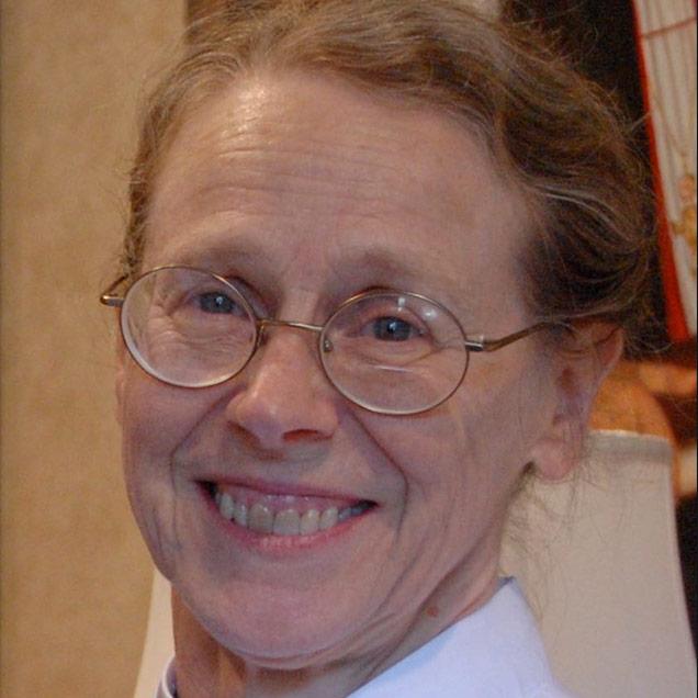 Deacon Katharine Hilliard-Yntema