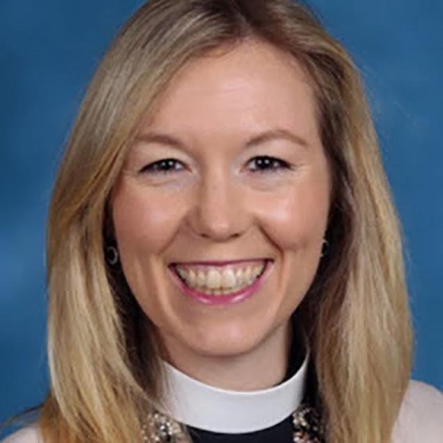 The Rev. Dr. Stefanie Taylor